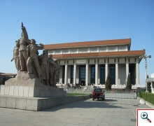 Mausoleum of Chairman Mao